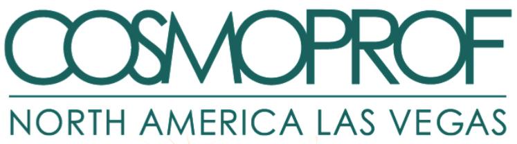 美国拉斯维加斯国际美容美发展览会logo