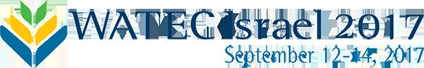 以色列特拉维夫国际水技术和环境控制展览会logo