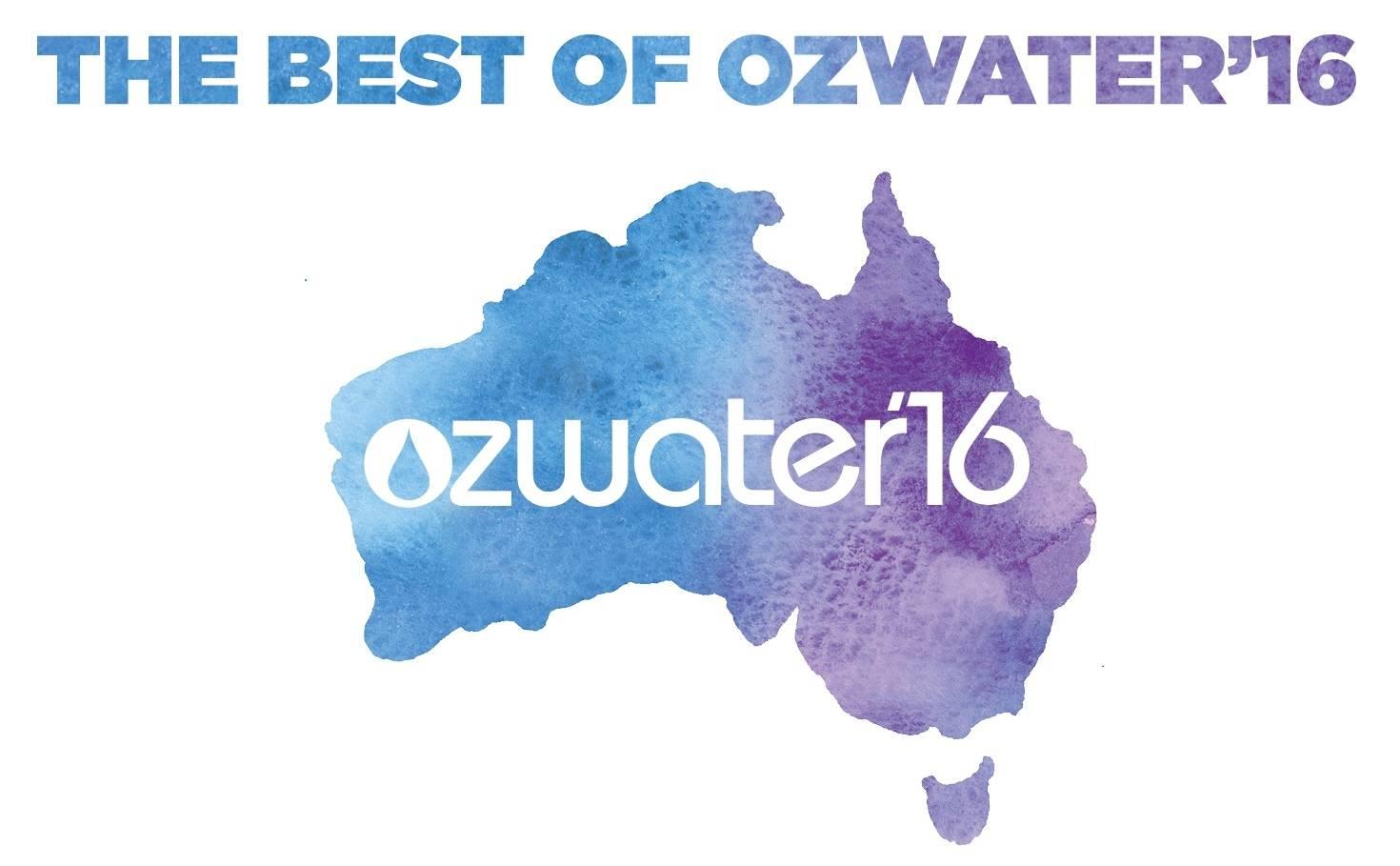 澳大利亚悉尼国际水资源展览会logo