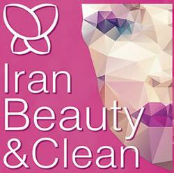 伊朗德黑兰国际美容及清洁仪器展览会logo