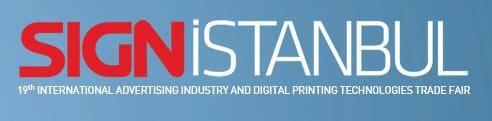 土耳其伊斯坦布尔国际广告及数码打印技术展览会logo