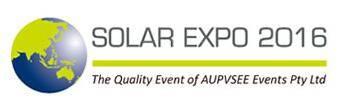 澳大利亚墨尔本国际太阳能展览会logo