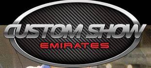 阿联酋阿布扎比国际改装车展览会logo