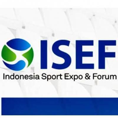 印尼雅加达国际运动展览会logo