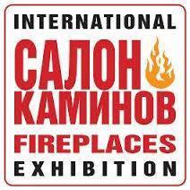 俄罗斯莫斯科国际壁炉展览会logo