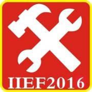 中国重庆市国际五金机电展览会logo