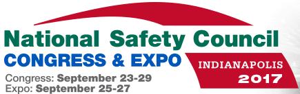 美国印第安纳波利斯国际安全及劳保用品展览会logo