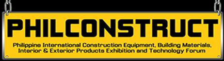 菲律宾马尼拉国际混凝土及建筑机械展览会logo