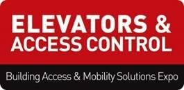 迪拜国际电梯及门禁系统展览会logo