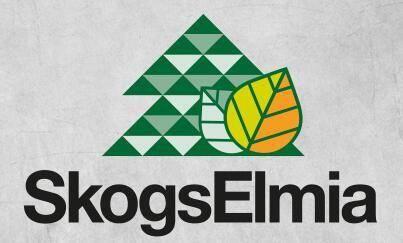 瑞典延雪平國際林業展覽會logo