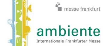 德国法兰克福国际生活用品设计展览会logo