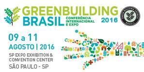 巴西圣保罗国际绿色建筑建材展览会logo