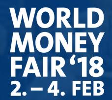德国柏林世界货币交易会logo