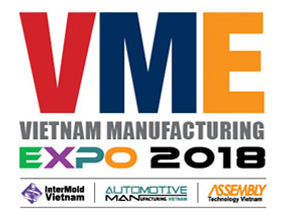 越南河内国际机械制造展览会logo