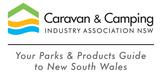 澳大利亚悉尼国际房车、露营及休闲龙8国际logo