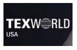 美国纽约国际夏季纺织服装展览会logo