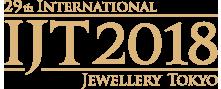 日本东京国际珠宝展览会logo