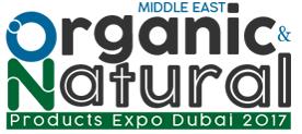 迪拜国际天然有机产品展览会logo