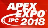 美国加利福尼亚印制线路板、APEX和设计者峰会地点展览会logo