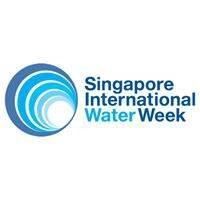 新加坡国际水资源展览会logo