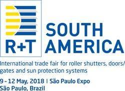 巴西圣保罗国际门窗及遮阳技术展览会logo