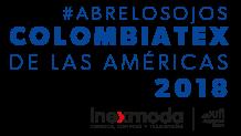 哥伦比亚麦德林国际纺织面料及服装博览会logo