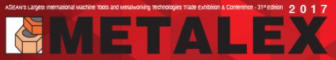 泰国曼谷国际机床、金属加工机械贸易展览会logo