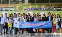 2013年印尼国际建材展在雅加达成功举办