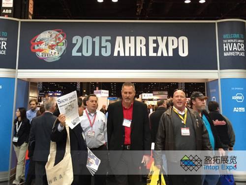 2015年美国国际空调、供暖和制冷展展会回顾
