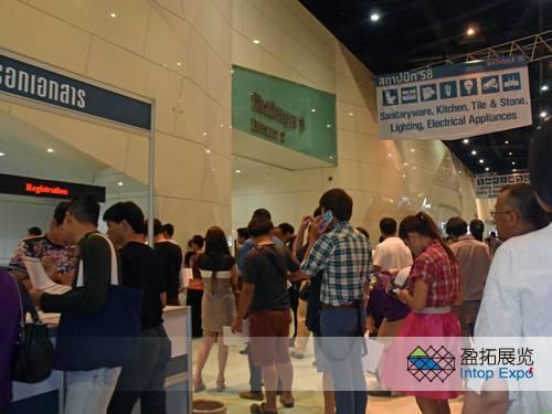 亚洲最大建筑技术展——2015泰国国际建材展精彩回顾
