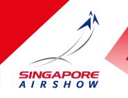 新加坡国际航空防务展览会logo