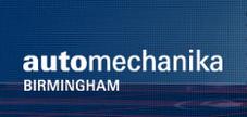 英国伯明翰国际汽车零部件及售后服务展览会logo