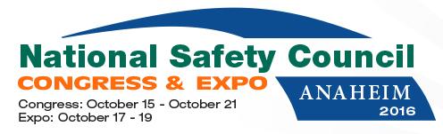 美国加利福尼亚国际安全及劳保用品展览会logo