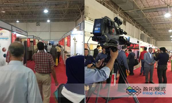 2016年伊朗德黑兰建材展