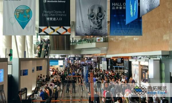 2016年香港国际秋季电子产品展暨国际电子组件及生产技术展览会回顾