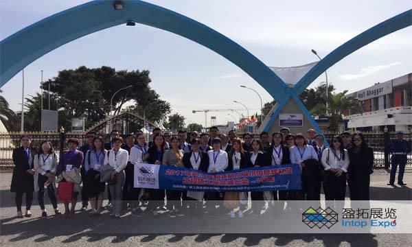 2017年阿尔及利亚国际建材及工程施工设备展览会回顾