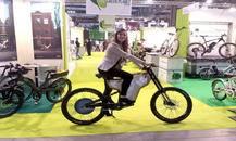 荷兰电动自行车体验展E-BIKE EXPERIENCE