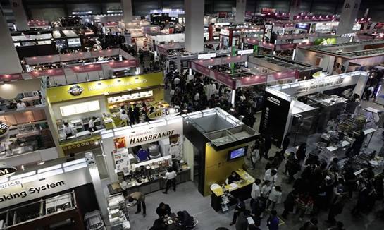 韩国食品周展FOOD WEEK KOREA