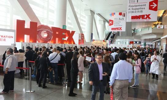 香港食品饮料餐厅展HOFEX