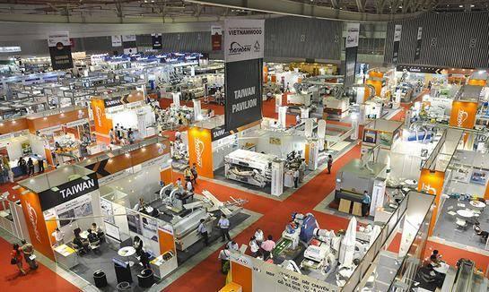 越南木工机械展VIETNAMWOOD