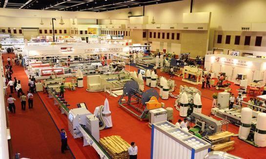 土耳其木工机械展Wood Processing Machinery