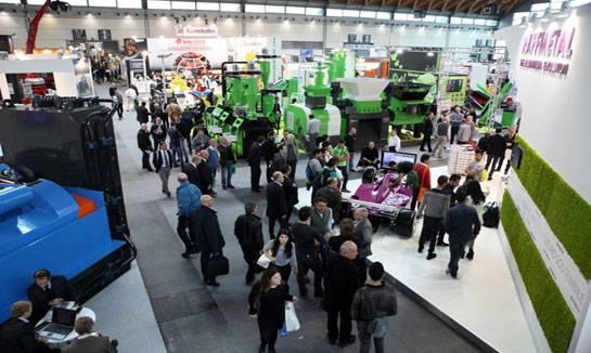 意大利环保技术展ECOMONDO