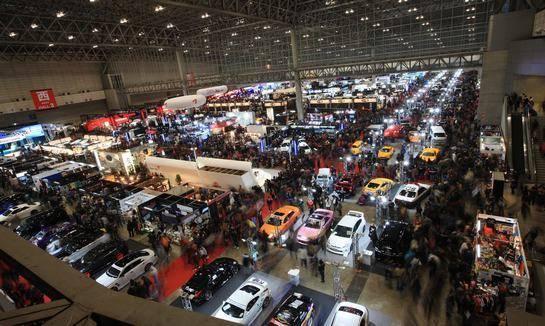 日本改装车展TOKYO AUTO SALON