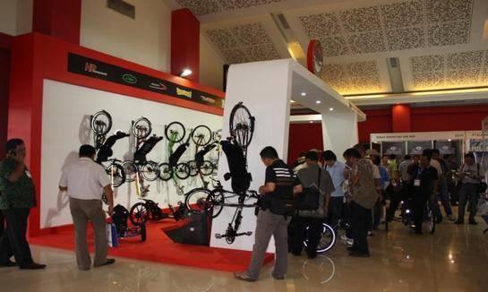 印尼双轮车展INABIKE
