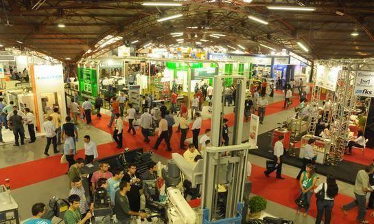 巴西工业创新贸易展MERCOPAR