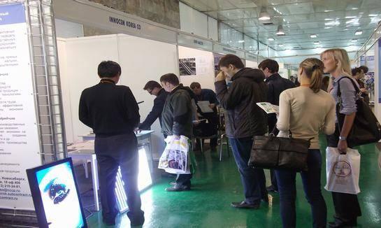 俄罗斯工程机械展SIBSTROY EXPO
