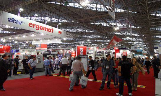 巴西机械及工业展MECANICA