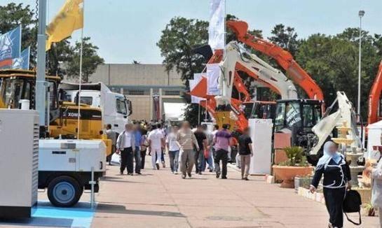 阿尔及利亚建材展BATIMATEC