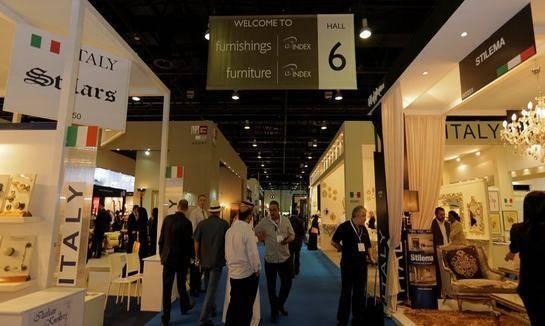 迪拜家具和室内装饰展INDEX DUBAI