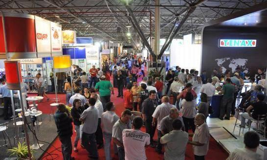 巴西卡舒埃鲁石材展Cachoeiro Stone Fair